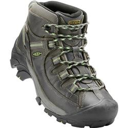 Keen Targhee II Mid WP - Raven / Opaline - Womens-Not Applicable