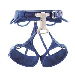 Petzl Adjama Harness-Blue