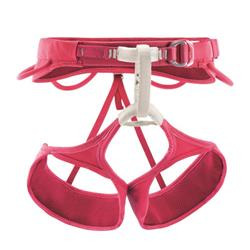 Petzl Selena Harness - Womens-Raspberry