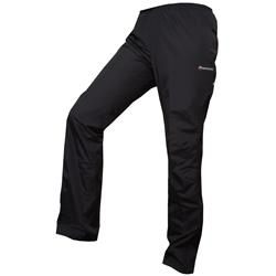 Montane Atomic Pants, Reg - Womens-Black