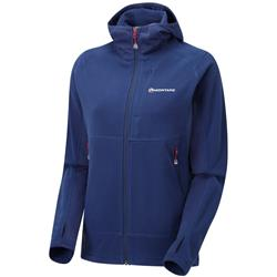 Montane Fury 2.0 Jacket - Womens-Antarctic Blue