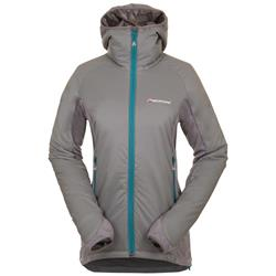 Montane Glaze Ice Jacket - Womens-Stratus Grey