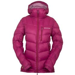 Montane White Ice Jacket - Womens-Dahlia