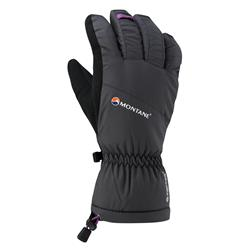 Montane Mountain Woman Waterproof Glove - Womens-Black