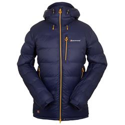 Montane Black Ice Jacket - Mens-Antarctic Blue