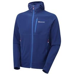 Montane Fury 2.0 Jacket - Mens-Antarctic Blue