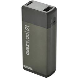 Goal Zero Flip 20 Recharger - Charcoal Grey-Not Applicable