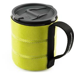 Infinity Backpacker Mug - Green