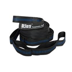 Eno Atlas Hammock Strap-Black / Blue