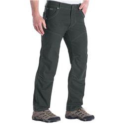 "Kuhl The Law Pants, 36"" Inseam - Mens-Carbon"