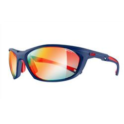 Julbo Race 2.0 - Zebra - Light Fire Lens-Matte Blue