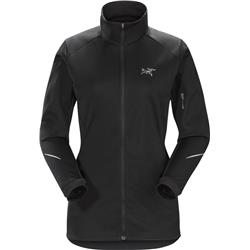 Arcteryx Trino Jacket - Womens-Black / Black