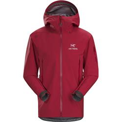 Arcteryx Beta SV Jacket - Mens-Red Beach