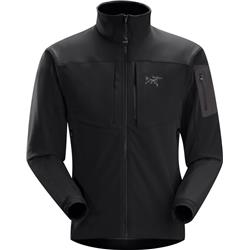 Arcteryx Gamma MX Jacket - Mens-Blackbird