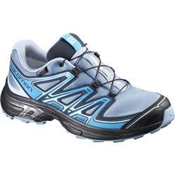 Salomon Wings Flyte 2 GTX - Windy Blue / Black / Blue Dream - Womens-Not Applicable