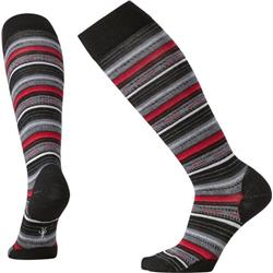 Smartwool Margarita Knee High Socks - Womens-Black
