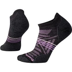 Smartwool PhD Outdoor Light Micro Socks - Womens-Charcoal