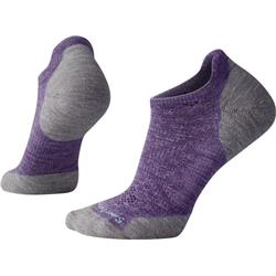 Smartwool PhD Run Light Elite Micro Socks - Womens-Lavender