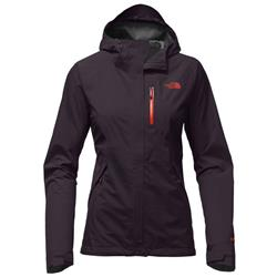 The North Face Dryzzle Jacket - Womens-Galaxy Purple