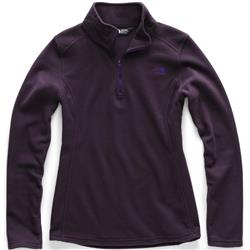 The North Face Glacier 1/4 Zip - Womens-Galaxy Purple