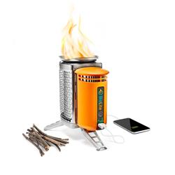 BioLite CampStove includes FlexLight-Not Applicable