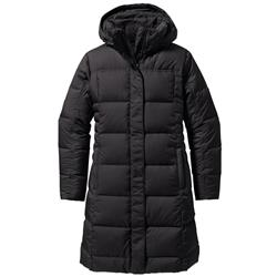 Patagonia Down With It Parka - Womens-Black