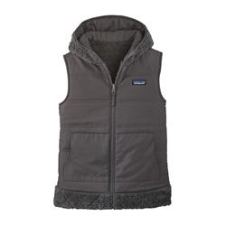Patagonia Los Gatos Hooded Vest - Womens-Forge Grey