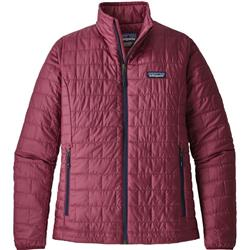 Patagonia Nano Puff Jacket - Womens-Arrow Red
