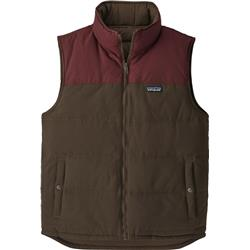 Reversible Bivy Down Vest - Mens