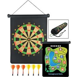 GSI Outdoors Outside / Inside Adventure Game - Campground Roll-up Darts-Not Applicable