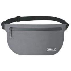 Innate : Portal RFID Blocking Waist Pouch - Charcoal / Black