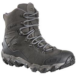 "Oboz Bridger Insulated 8"" B-Dry - Mens-Dark Shadow"