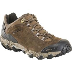 Oboz Bridger Low B-Dry - Mens-Canteen Brown