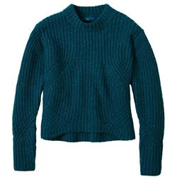Prana Cedric Sweater - Womens-Deep Teal