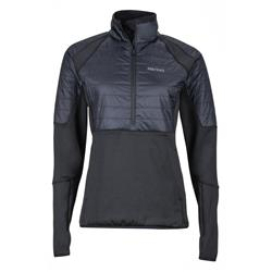 Marmot Furiosa 1/2 Zip - Womens-Black