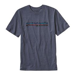 73 Text Logo Recycled Cotton/Poly Responsibili-Tee - Mens