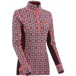 Kari Traa Rose Half Zip - Womens-Jam