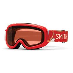Smith Optics Gambler, Fire Animal Kingdom Frame, RC36 Lens (Xtra Lens Not Included)-Not Applicable
