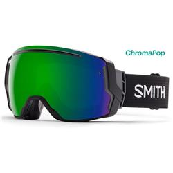 Smith Optics I/O 7, Black Frame, Chromapop Sun Lens (Extra Lens : Chromapop Storm)-Not Applicable