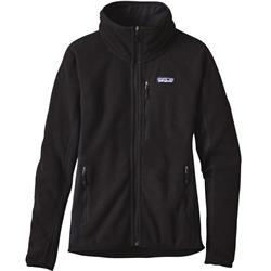 Patagonia Performance Better Sweater Jacket - Womens-Black