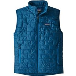 Patagonia Nano Puff Vest - Mens-Big Sur Blue