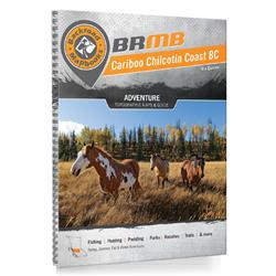 Backroad Mapbooks Cariboo / Chilcotin BC Spiral - 4th Edition-Not Applicable