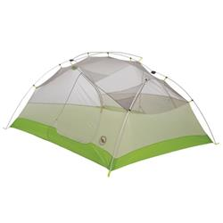 Big Agnes Rattlesnake SL3 mtnGLO, 3 Person, 3 Season, Superlight Tent-Gray / Plum