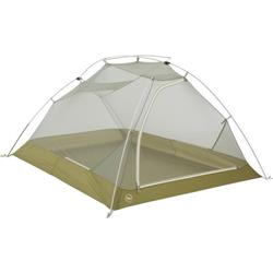 Big Agnes Seedhouse SL 3, 3 Person, 3 Season, Superlight Tent-Olive / Gray