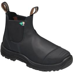 Blundstone CSA Greenpatch - 165 - Met Guard Black-Not Applicable