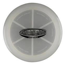Nite-Ize FlashFlight LED Disc Golf Driver-Not Applicable