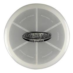 Nite-Ize FlashFlight LED Disc Golf Mid-Range-Not Applicable