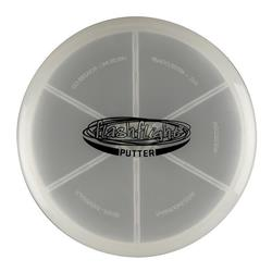 Nite-Ize FlashFlight LED Disc Golf Putter-Not Applicable