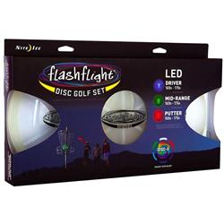 Nite-Ize FlashFlight LED Disc Golf Set-Not Applicable
