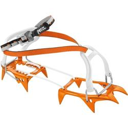 Petzl Leopard 10-point Crampon with Cord-Tec system, FlexLock-Not Applicable